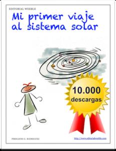 10.000 descargas Mi primer viaje al sistema solar